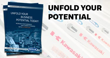 BILA brochure about industrial automation potentials